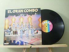 EL GRAN COMBO DE PUERTO RICO - NUESTRO ANIVERSARIO - LP VINYL SALSA NEAR MINT