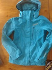 WOMENS MARMOT PALISADES WINTER JACKET TURQOUISE XS NEW