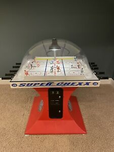 Super Chexx Bubble Hockey Red Base