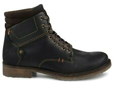 Franco Fortini Amped men's boots shoes size 14 black/brown 354089
