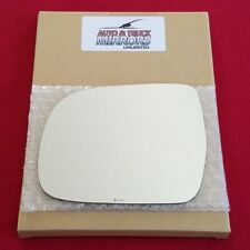 Mirror Glass For Lexus Rx330, Rx350, Rx400h Driver Side Replacement