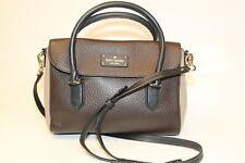 Kate Spade New York Leather Satchel Crossbody Shoulder Tote Bag