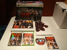 Tekken 6 Limited Edition Bundle Wireless Fight Stick Game and Artbook Xbox 360