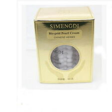 Simengdi Anti-Ageing Bio-Gold Pearl Renewal Night Cream Chinese Herbs Wrinkle NZ