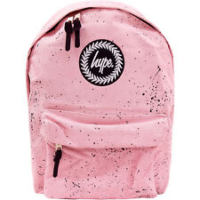 ce0e4b3aa2 Hype Speckle Backpack   Rucksack Bag - Speckle Baby Pink   Black