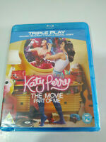 Katy Perry The Movie Part of Me - Blu-Ray + DVD Nuevo - AM
