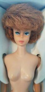 Vintage Barbie Redhead Titian Bubblecut Doll, Another One with Big Hair!