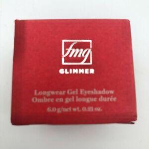 Avon fmg Glimmer Longwear Gel Eyeshadow Electric Jellyfish NEW Blue
