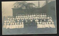 More details for postcard - nursing staff hospital in birmingham - c1910