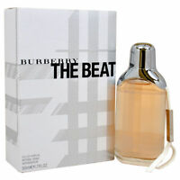 THE BEAT * Burberry * Perfume for Women * 1.7 oz * edp * NEW IN BOX