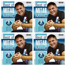 NOVO!!!!  Mitar Miric - Best Of [2016] (2x CD)