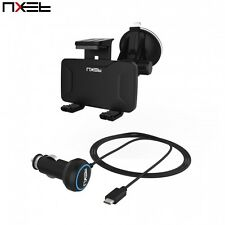 NXET Universal Mount Cradle & Type-C USB Charger Cable Samsung S9 S9+ S10 + S10e