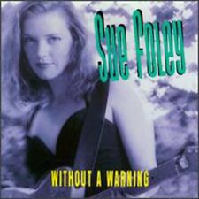 Sue Foley - Without a Warning [New CD]