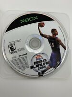 NBA Live 2004 (Microsoft Xbox, 2003) Tested Video Game Disc Only