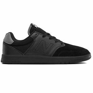 New Balance Men's All Coast 425 Low Top Sneaker Shoes Black Gray Footwear Ska...