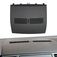 LHD Front Dashboard Center Air A/C Vent Outlet Black For Nissan Tiida 2004-2011