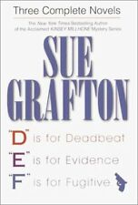 Sue Grafton: Three Complete Novels: D Is for Dea
