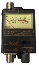 Workman 104 VHF/UHF SWR/Watt Meter FASTEST SHIPPING