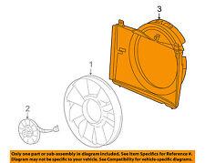 GM OEM Cooling Fan-Radiator Fan Shroud 15170459