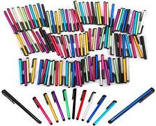 100PCS Mini Universal Screen Touch Stylus Pen For iPhone iPad5 Samsung Wholesale