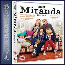 MIRANDA - COMPLETE SERIES SEASON 3 **BRAND NEW DVD  **