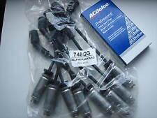 HSV VE S1 2 & 3 CLUBSPORT LS2 LS3 L98 V8 GM Iridium Spark Plugs & Delphi Leads