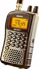 Handheld Scanner UNIDEN Airband Bearcat Radio UBC72XLT 100CH 25-512 MHz
