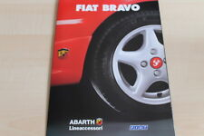 110950) Fiat Bravo Abarth - Zubehör - Prospekt 199?