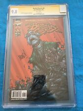 Battle Chasers #6 - Cliffhanger - CGC SS 9.8 NM/MT - Signed by Joe Madureira