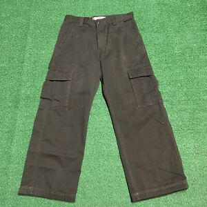 Levi's Loose Straight Cargo Pants Cotton Men's 32x30 Brown