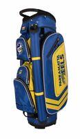 NRL Golf Club Bag - Parramatta Eels - Zip Pockets Umbrella Holster - BNWT