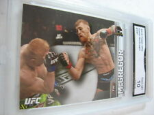 Conor McGregor Single Mixed Martial Arts (MMA) Trading Cards