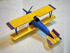 KIT - BiPlane N Scale 1:160 Model Railroad/Diorama airplane aircraft