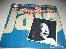ELLA FITZGERALD LADY BE GOOD! 1957 LP NM Verve 825-098-1 1985