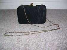 Vanessa Black Evening Bag Handbag
