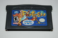 Fortress Nintendo Game Boy Advance Video Game Cart