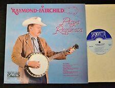 AUTOGRAPHED Raymond Fairchild Skyline 012 Plays Request