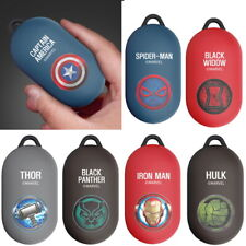 Avengers Hero Symbol Case Cover for Samsung Galaxy Buds / Buds+ Plus