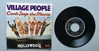 Ref586 Vinyle 45 Tours Village People Can't Stop The Music