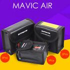 Battery LiPo Safe Bag Explosion-Proof Storage Bag For DJI Mavic Air Drone S/M/L