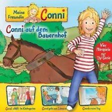 MEINE FREUNDIN CONNI (TV-HÖRSPIEL) - 02: CONNI BAUERNHOF/... CD NEU