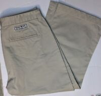 Lucky Brand Womens Beige Cropped Capri Pants Size 8/29