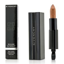 Givenchy Rouge Interdit Satin Lipstick - #1 Secret Nude 3.4g Lip Color