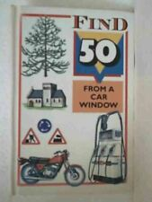 From a Car Window (Find 50 S.), , Very Good, Hardcover