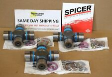 GREASABLE U JOINT KIT FRONT DRIVESHAFT SPICER LIFE FORD F250 F350 SUPER DUTY