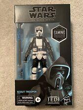 Star Wars Black Series Gaming Greats Scout Trooper Jedi Fallen Order Game Stop