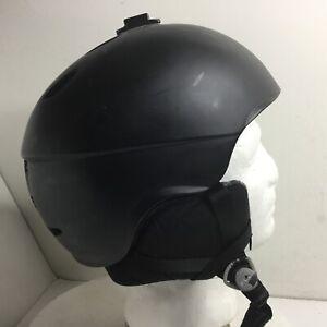 Red Hi Fi II Ski Snowboard Helmet (Size Extra Large, Black)