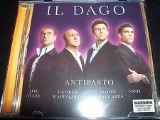 Il Dago Antipasto (George Kapiniaris Joe Avati Simon Palomares Nish) Signed CD