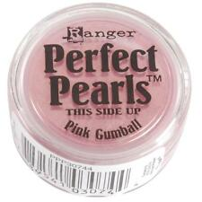 PINK GUMBALL Perfect Pearls Pigment Powder 1oz Jar - Ranger