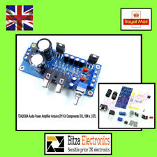 36w HiFi Single 18w dual channel Audio Amplifier Board Kit - UK seller
